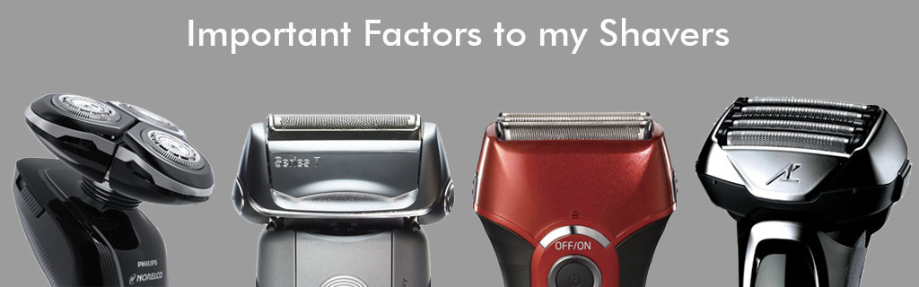 The Most Crucial Aspects for My Electric Shaver
