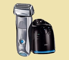 The Best of Braun Electric Shavers